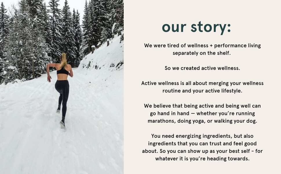 Aila is an active wellness brand