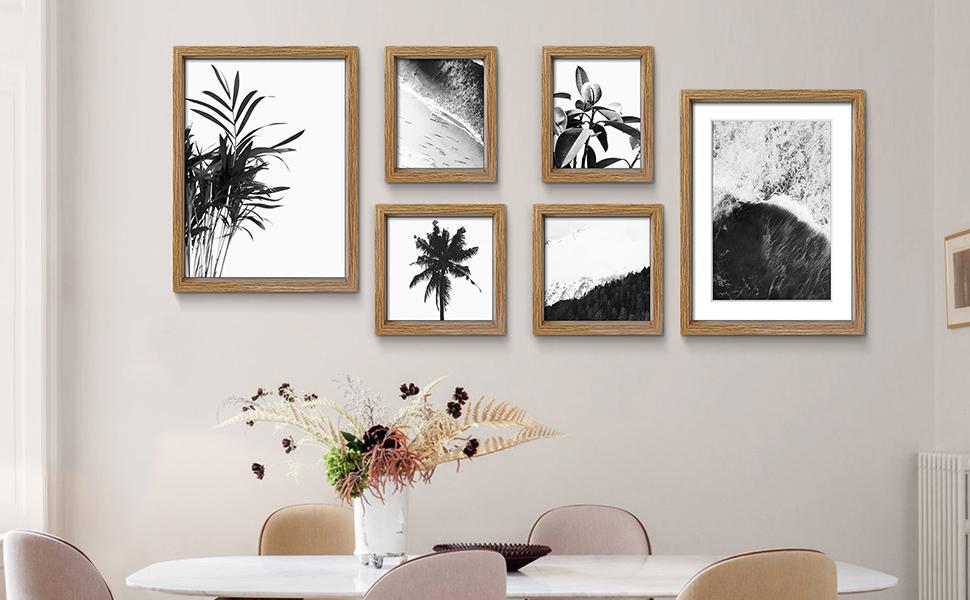 Pick Any 6 Prints Personalized Art Digital Downloads Custom Gallery Wall Printable Artwork set of 6