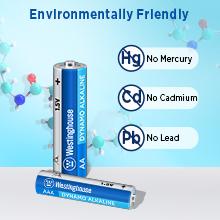 0% Mercury, Cadmium, Lead