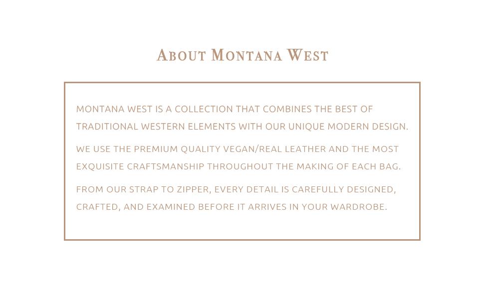 montana west story