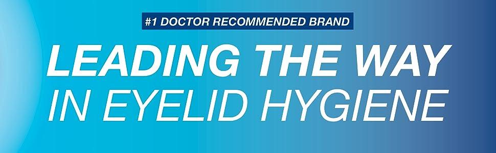 eyelid hygiene, ocusoft, hypochlor, spray, eyelid cleanser, cleanser