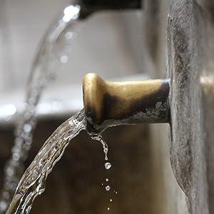 robinet calcaire