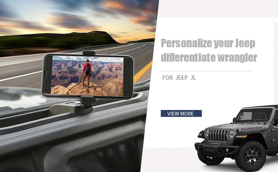 for jeep phone holder