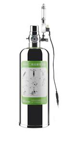 Aquarium CO2 Generator Sistema Generador de CO2