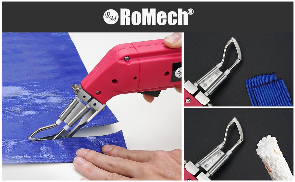 romech hot knife