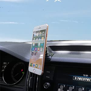 Ultra Strong Mini Magnetic Phone Holder for Car