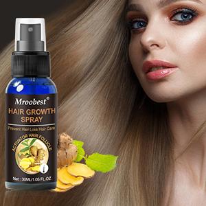 Anti-hair loss spray