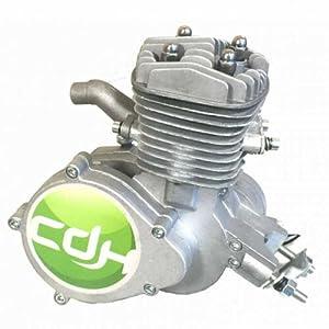 CDHPOWER 80cc 66cc 2 Stroke Cycle Motor Engine Kit Set Gas Bicycle Engine kit Gas Motor Kit 80cc PK80 Unassembled Gas Motor Kit-Gas Motorized Bicycle 66cc//80cc