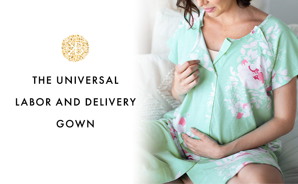 The Universal Labor and Delivery Gown