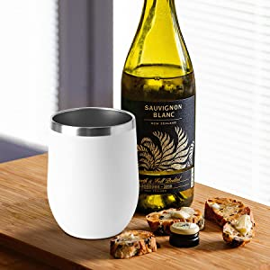 Wine glasses-12oz-White-6