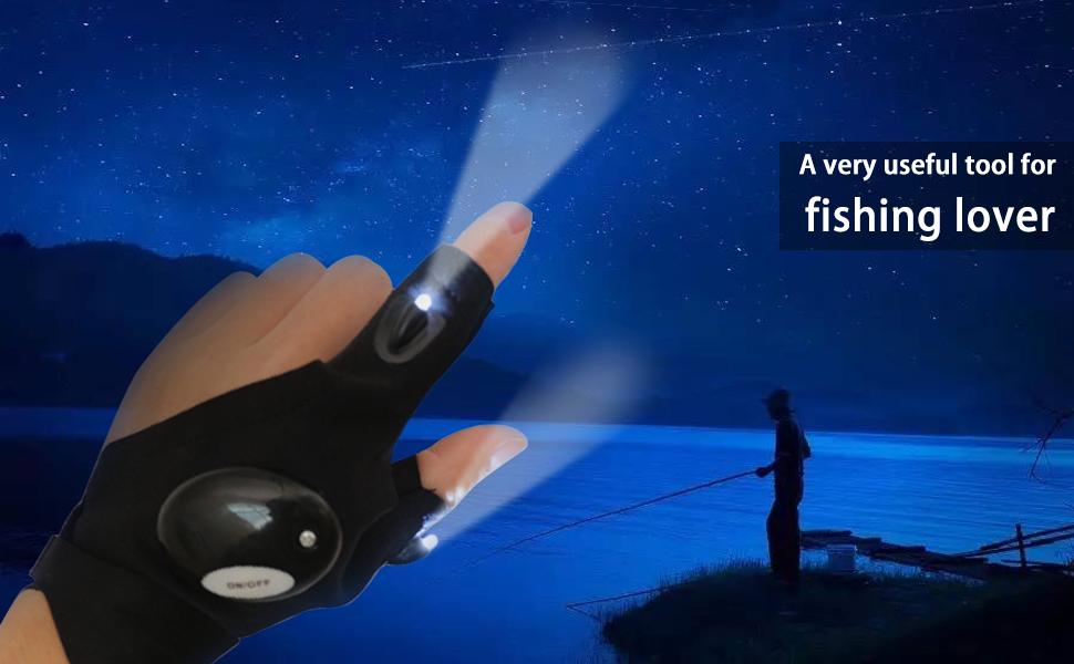 nosubo fishing gloves for men