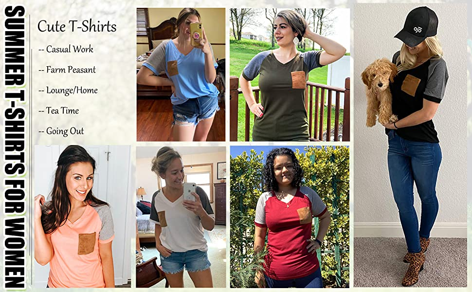 t shirts for women