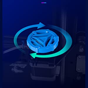 creality mkk 3d printer