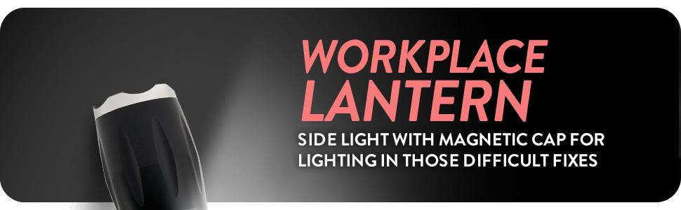 LED Flashlight Tactforce600 1
