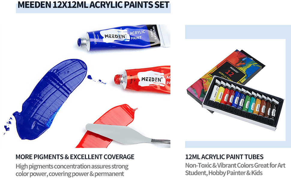 painting starter kit for adults paint accessories art supplies for teens painting kit for adults