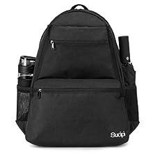 Multifunction city tennis backpack