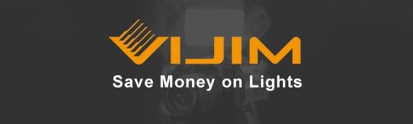 vijim led video light macbook light vlog vlogging