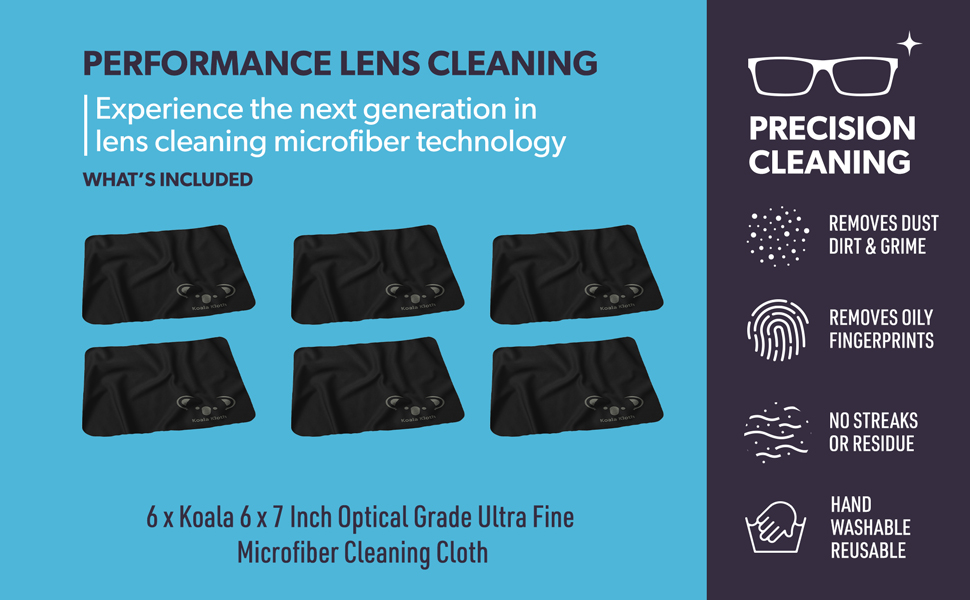 Performance Lens Cleaning
