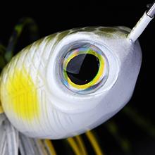 fishing jigs spinner baits bass lure