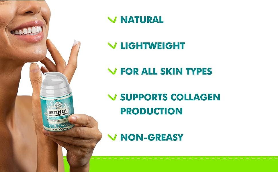 Moisturizer Cream for Face