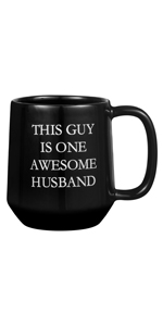 husband mug from wife