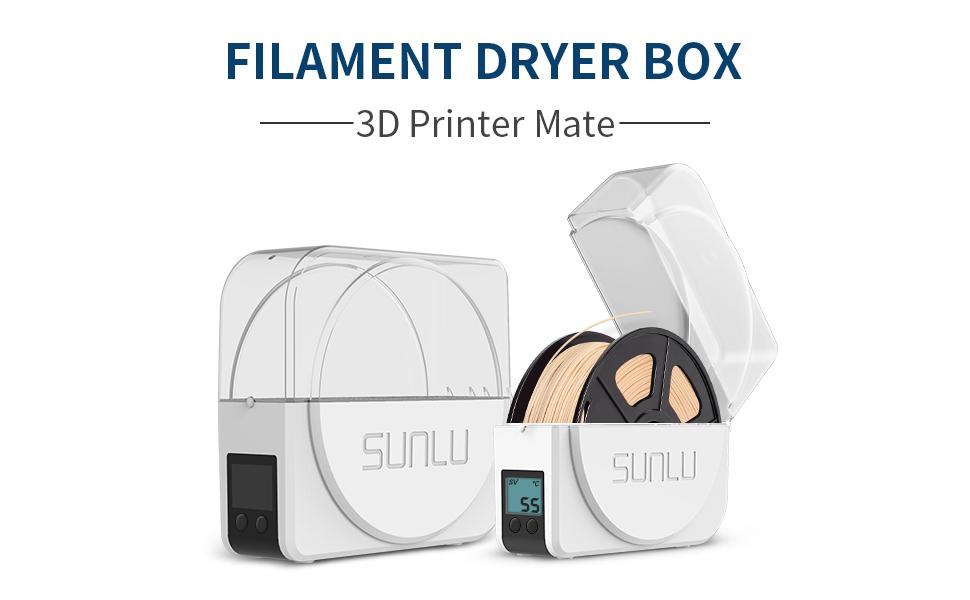 Filament Dryer Box
