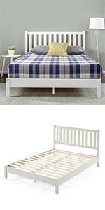 SWPBBHS Bed Frame Queen