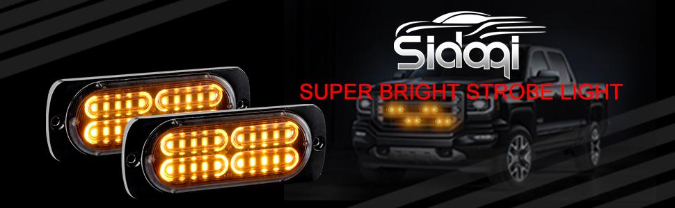 Sidaqi-warning light
