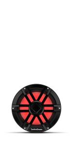 10 inch sub color optix lcd lights