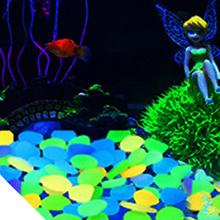 aquarium decorations glow in the dark