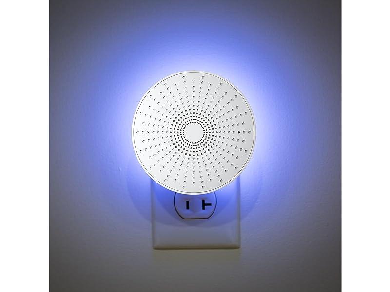 Smart hub, night light ,  siren, door chime