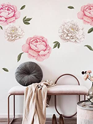 nature wall decals plant living room