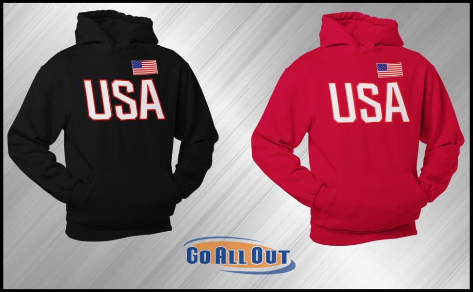 Team USA Hoodies