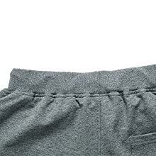 shorts with elasticated waist