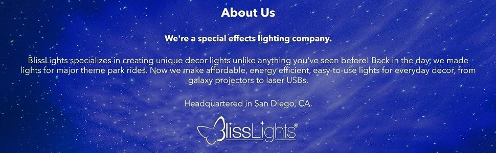 blisslights footer