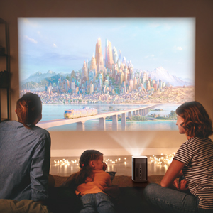 Home theater system Smart home projector video projector