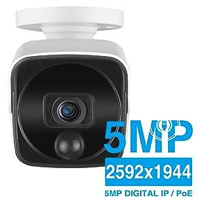 5MP Ultra HD Camera