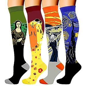 unique compression socks
