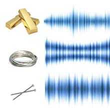 detector de metales oro y plata