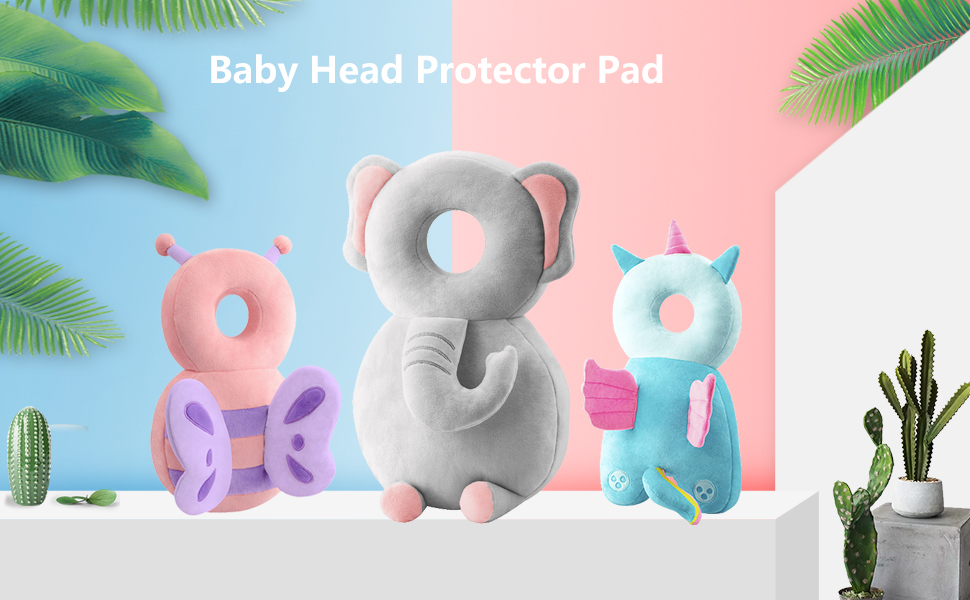 Baby Toddler Head Protector Pad