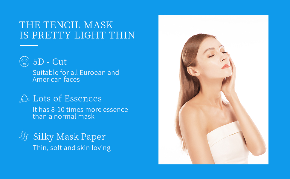 hyaluronic acid mask face facial mask sheet moisturize hydrating beauty for women 面膜 anti aging