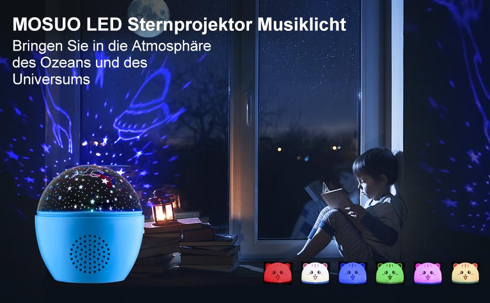 LED sterrenhemel projector