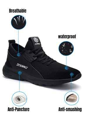 waterproof steel toe safety shoes