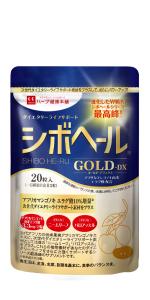 シボヘール GOLD-DX 10日分