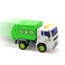 Fire Construction Garbage Truck Police Car