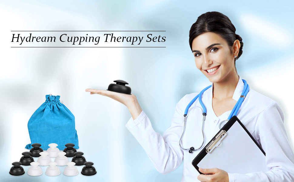 Silicone Cupping Therapy Sets