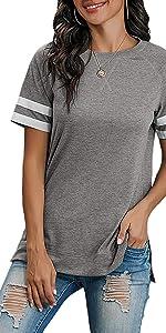 Color Block Tshirt