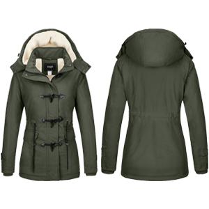 black winter coat women