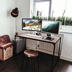 zenvida simple home office desk