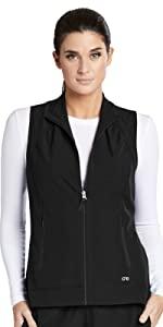model wearing Barco ONE Women's Endure Vest (5406)